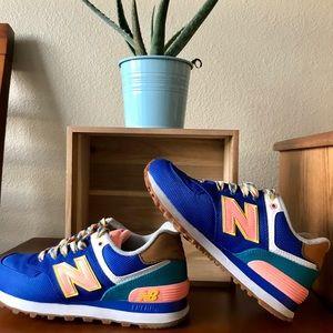 New Balance Classic 574 Sneakers: Santa Fe 5.5